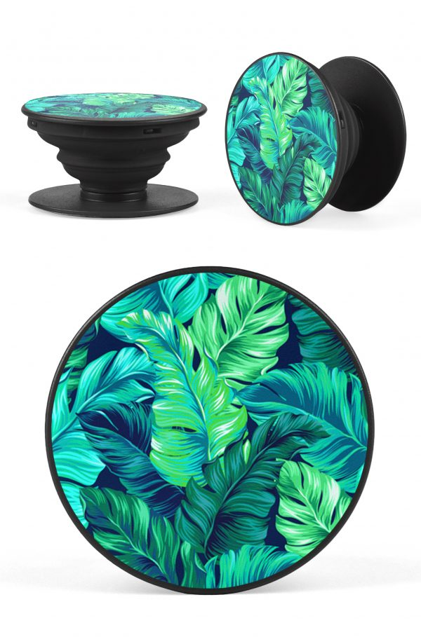 Tropical Rainforest Pop Socket